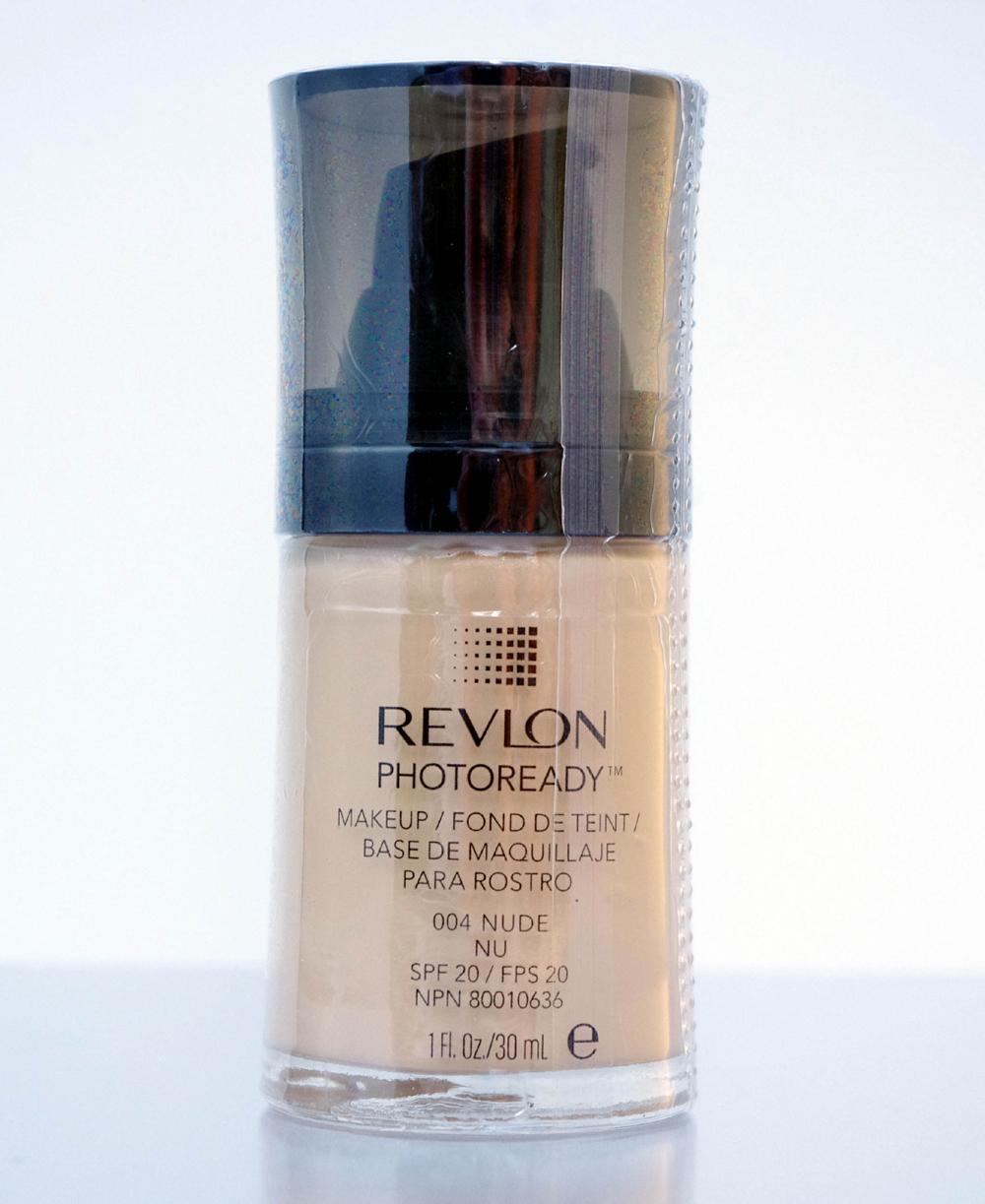revlon photoready make up im pumpspender farbe nude 004 ebay. Black Bedroom Furniture Sets. Home Design Ideas